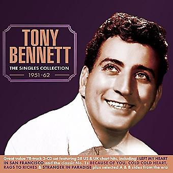 Tony Bennett - import Bennett Tony-USA Singles Collection 1 [CD]