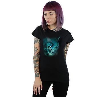 Harry Potter kvinders Voldemort Dark Mark tåge T-Shirt