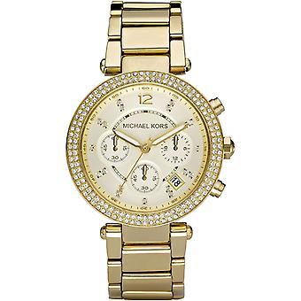 Michael Kors Ladies' Parker Chronograph Watch MK5354