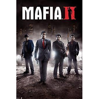 Impresión de cartel de cartel de Mafia 2