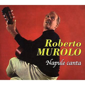 Roberto Murolo - Napule Canta [CD] USA import