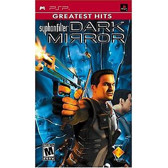 Syphon Filter Dark Mirror PSP Greatest Hits Game