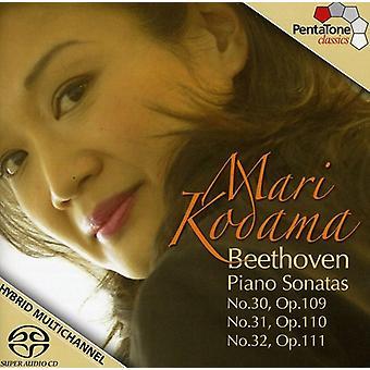 L.V. Beethoven - Beethoven: Piano Sonatas Nos. 30-32 [SACD] USA import