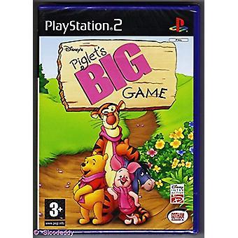 Porsaat Big Game (PS2) - Uusi tehdas suljettu