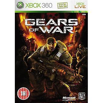 Gears of War (Xbox 360)-fabriks forseglet