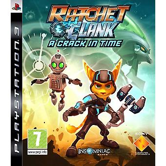 Ratchet Clank A Crack In Time (PS3) - Neu