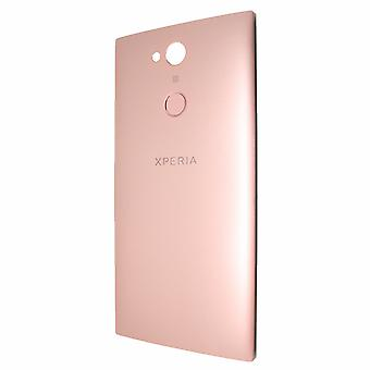 Authentique Sony Xperia L2 Pink Back Cover