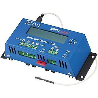 IVT MPPTplus 10A heffing controller MPPT 12 V, 24 V 10 A