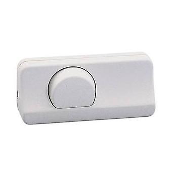 エーマン 2060 C 0000 プル調光器ホワイト スイッチング容量 (分) 40 W スイッチング容量 (最大) 200 W 1 pc(s)