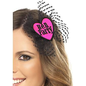 Smiffy's Hen Party Hair Bow