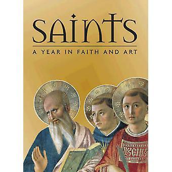 Saints - ett år i tro och konst av Rosa Giorgi - 9780810954991 bok