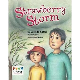 Tempête aux fraises par Lucinda Cotter - livre 9781406265040