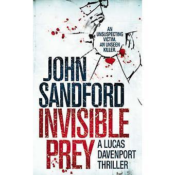 فريسة غير مرئية من جون ساندفورد-كتاب 9781416511441