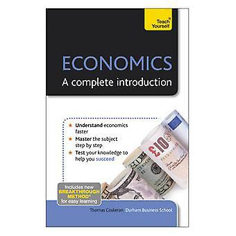 Ekonomi - en komplett introduktion - Teach Yourself av Thomas Coskera