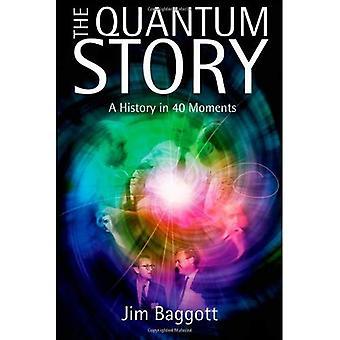 Het verhaal van Quantum: Een geschiedenis in 40 momenten