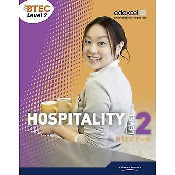 BTEC Level 2 premier livre de l'élève d'accueil