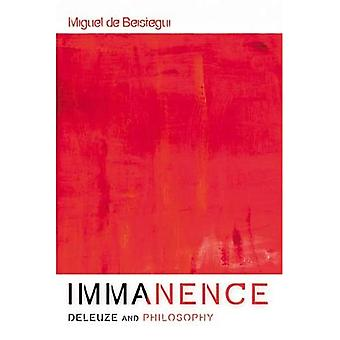 Immanence -- Deleuze and Philosophy