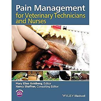 Pain Management voor veterinair technici en verpleegkundigen