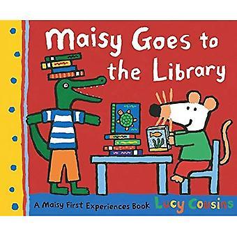 Maisy gaat naar de bibliotheek