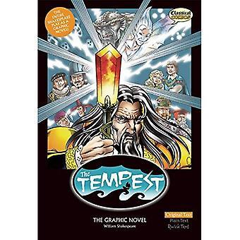 The Tempest the Graphic Novel: Original Text: Unabridged US English