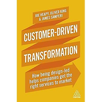 Kunddriven omvandling: Hur att Design-ledda hjälper företag få rätt tjänster till marknaden