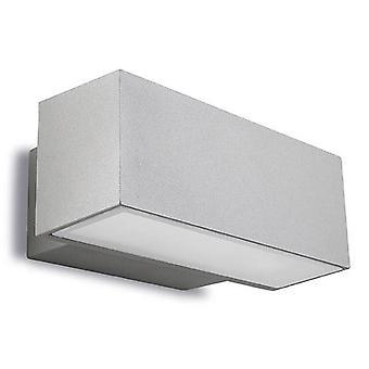 Afrodita G24Q-3 Wall Fixture grigio - Leds-C4 05-9228-34-37