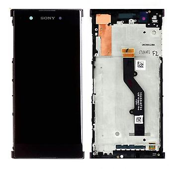 Sony display LCD complete unit for Xperia XA1 plus 78PB6100010 black spare parts new