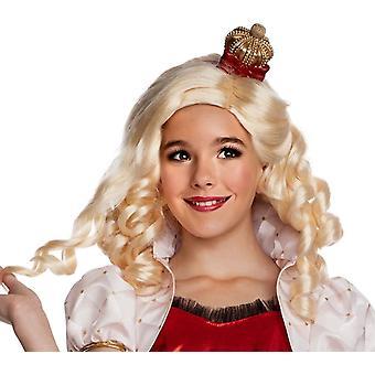EAH Apple белый парик для детей