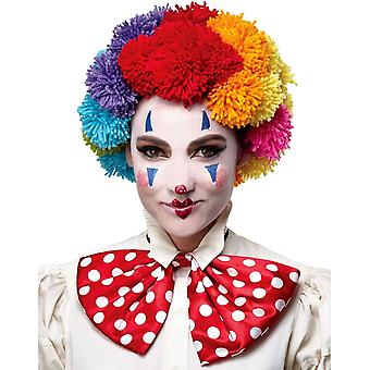 Ranibow Clown Wig