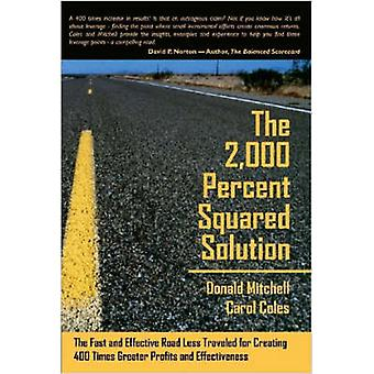 The 2000 Percent Squared Solution by Mitchell & Donald