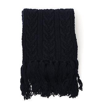 Barena Venezia Acu20610333170 Men's Blue Wool Scarf