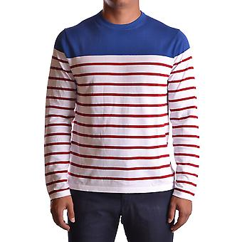 Michael Kors Ezbc063002 Men's Multicolor Cotton Sweater
