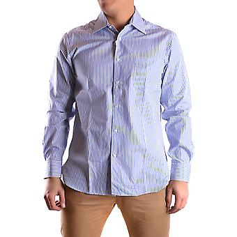 Aspesi Ezbc067051 Men's Camisa de Algodão Multicolor