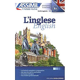 L'Inglese (Book & 4 CDs): Methode d'anglais pour Italiens