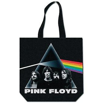 Borsa tote rosa Floyd Dark lato della luna