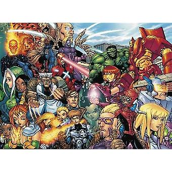 Marvel Mangaverse - The Complete Collection by Ben Dunn - 978130290765