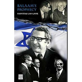 Balaam's Prophecy by Naphtali Lau-Lavie - 9781592644230 Book