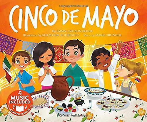 Cinco de Mayo by Emma Carlson Berne - 9781684101900 Book