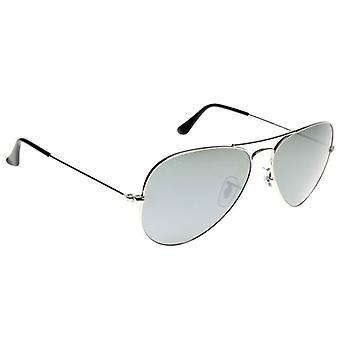 Ray-Ban Aviator Silberspiegel Herren Sonnenbrille RB3025-W3277-58