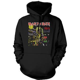 Искусство альбома мужская серая ворона - Iron Maiden - убийцы