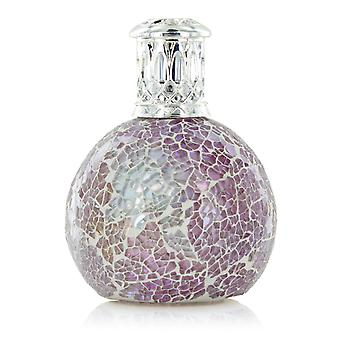 Ashleigh & Burwood Premium Fragrance Glass Mosiac Catalytic Lamps Frosted Rose