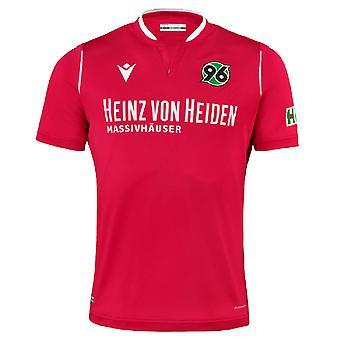 2019-2020 Hannover hem skjorta