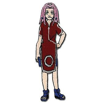 Patch - Naruto - New Sakura Iron On Gifts Toys Animation Licensed ge7124