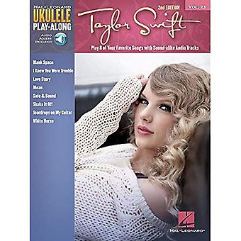 Taylor Swift: Ukulele Play-Along Volumen 23