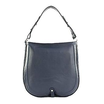 Round Love Note - Hobo Large Woman Shoulder BagBlue (Mood Indigo)8x30x34 centimeters (B x H x T)