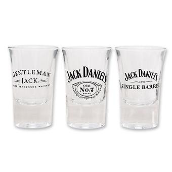 Jack Daniel's 3-Pack Shotglasses