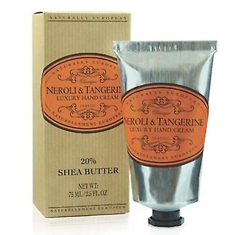 Neroli and Tangerine Naturally European Hand Cream 75ml