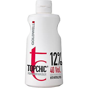 Goldwell Topchic Developer Lotion 12% 40 Vol 1 Litre