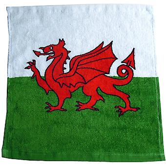 Wales Face Cloth