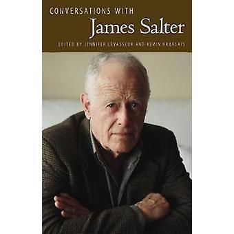 Jennifer Levasseurin keskustelut James Salterin kanssa - 9781496818423